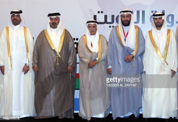 The oil ministers of Qatar Mohammed bin Saleh alSada Bahrain Ahmed bin Mohammed alKhalifa Saudi Arabia Ali alNuaimi Kuwait Ali alOmair and the United...