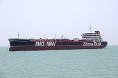 IRN: Oil Tanker seized Iran's Revolutionary Guards