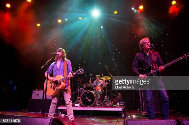 The Old 97's perform on The Outlaw Country Cruise from Tampa to Cozumel on February 27 2017 Rhett Miller Philip Peeples and Murray Hammond