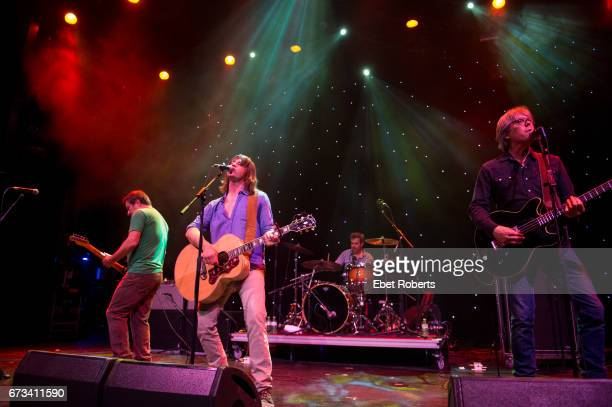 The Old 97's perform on The Outlaw Country Cruise from Tampa to Cozumel on February 27 2017 Ken Bethea Rhett Miller Philip Peeples and Murray Hammond