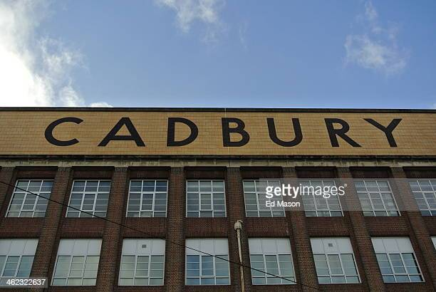 CONTENT] The old Cadbury factory brick work
