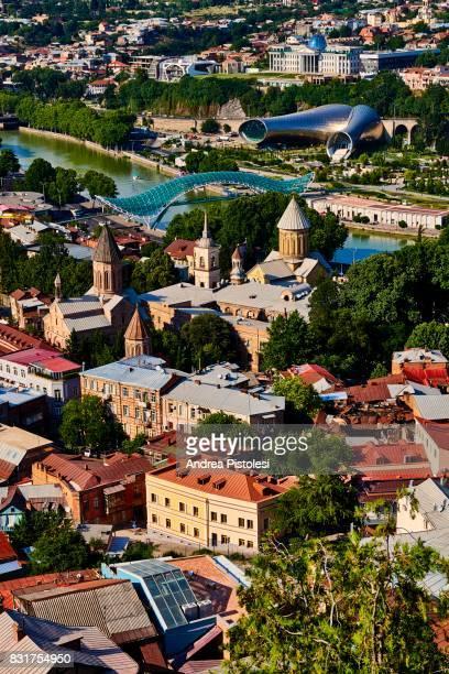 The Old City of Tbilisi, Georgia
