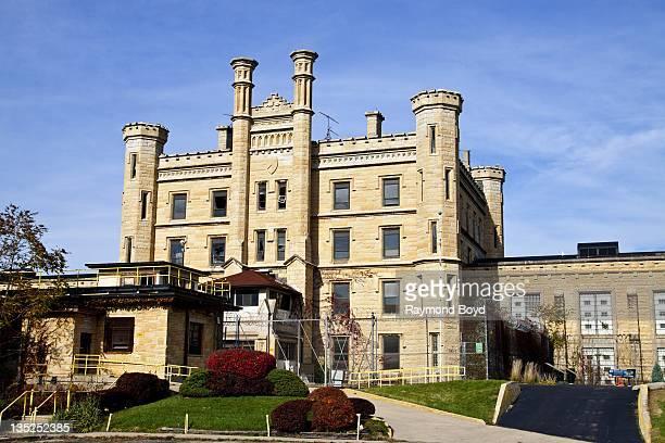 The Old Joliet Prison formerly known as Joliet Correctional Center in Joliet Illinois on NOVEMBER 12 2011
