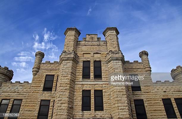 The Old Joliet Women's Prison in Joliet Illinois on NOVEMBER 12 2011