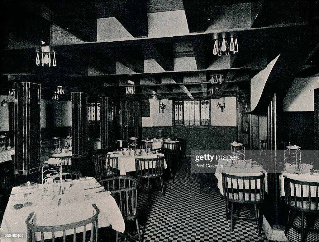 the old kitchen at miss cranston u0027s tea house argyle street