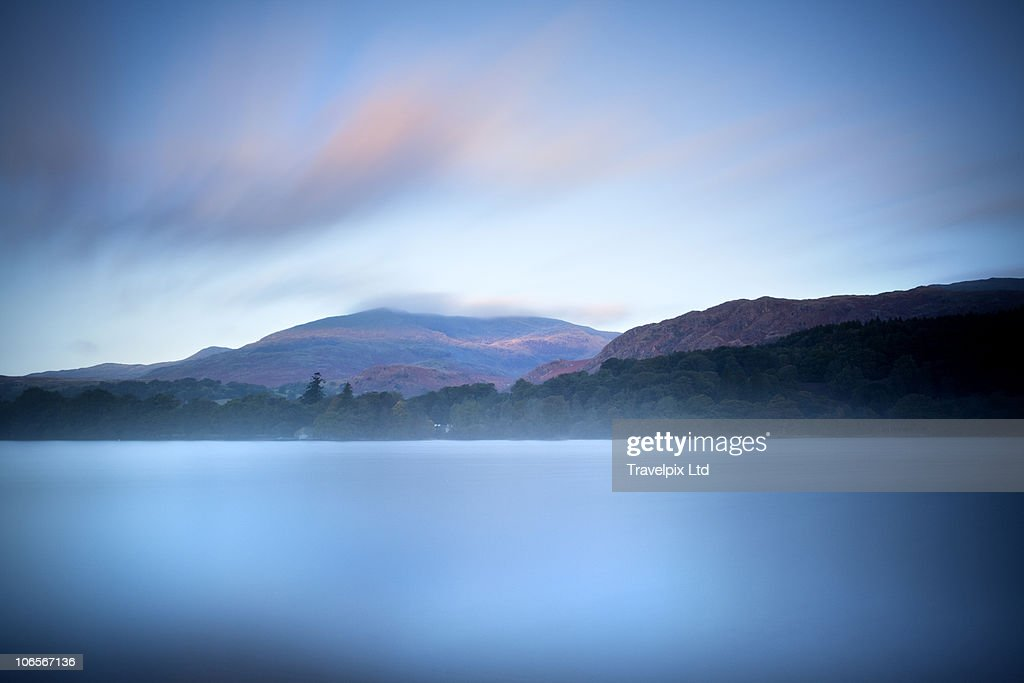 The Old man of Coniston : Stock Photo