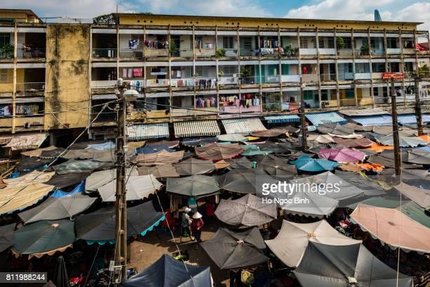 The Old Market in saigon