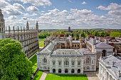 The Old Schools of Cambridge University