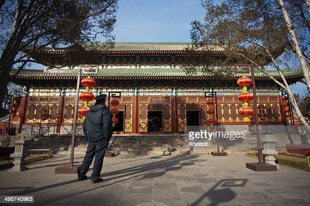 The Old Summer Palace in Beijing
