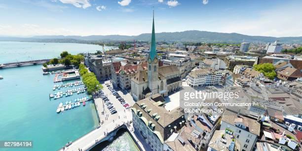 The Old Town of Zurich, Switzerland