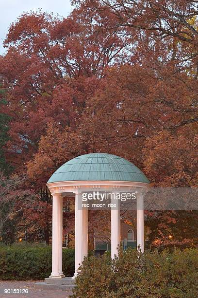 The Old Well of UNC in Chapel Hill