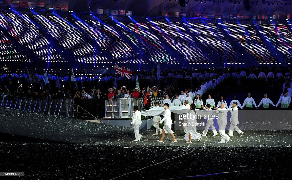 2012 Olympic Games - Opening Ceremony