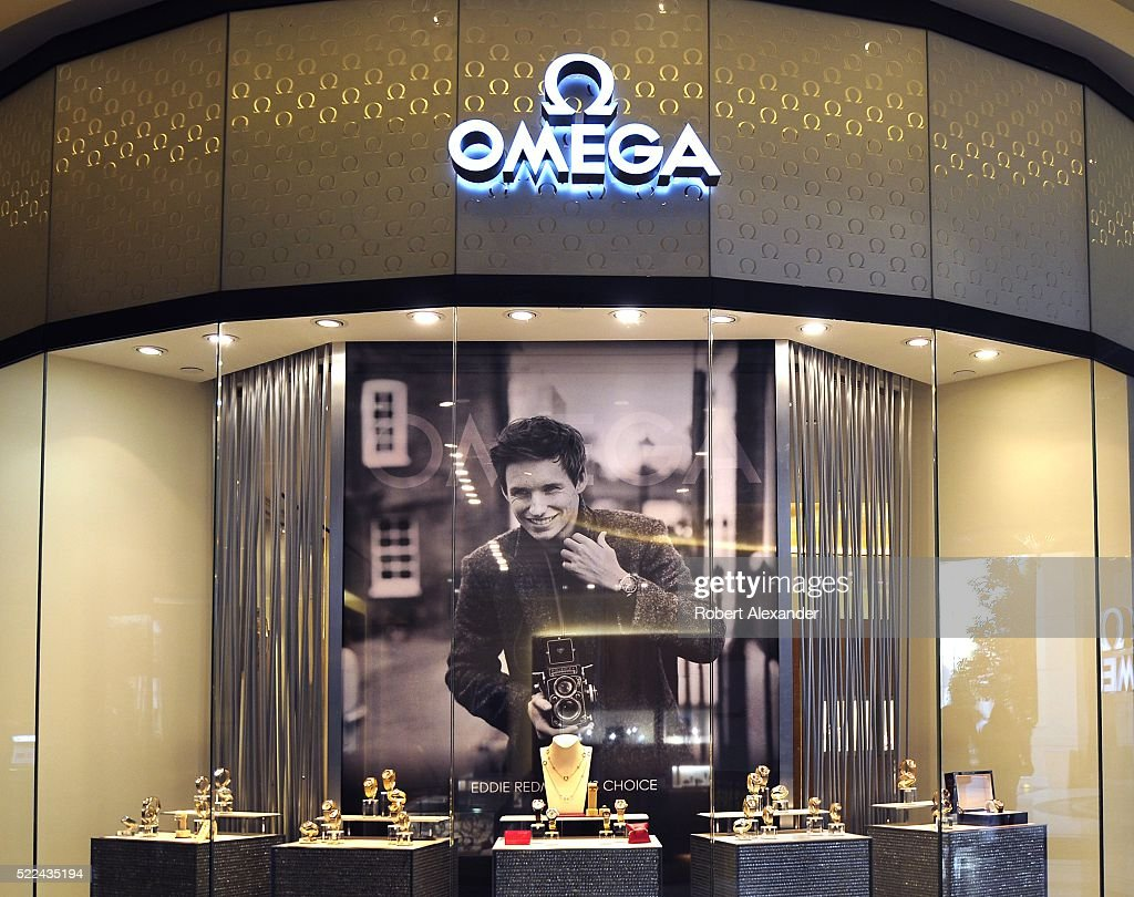 The omega boutique featuring high end designer watches for High end boutique hotels