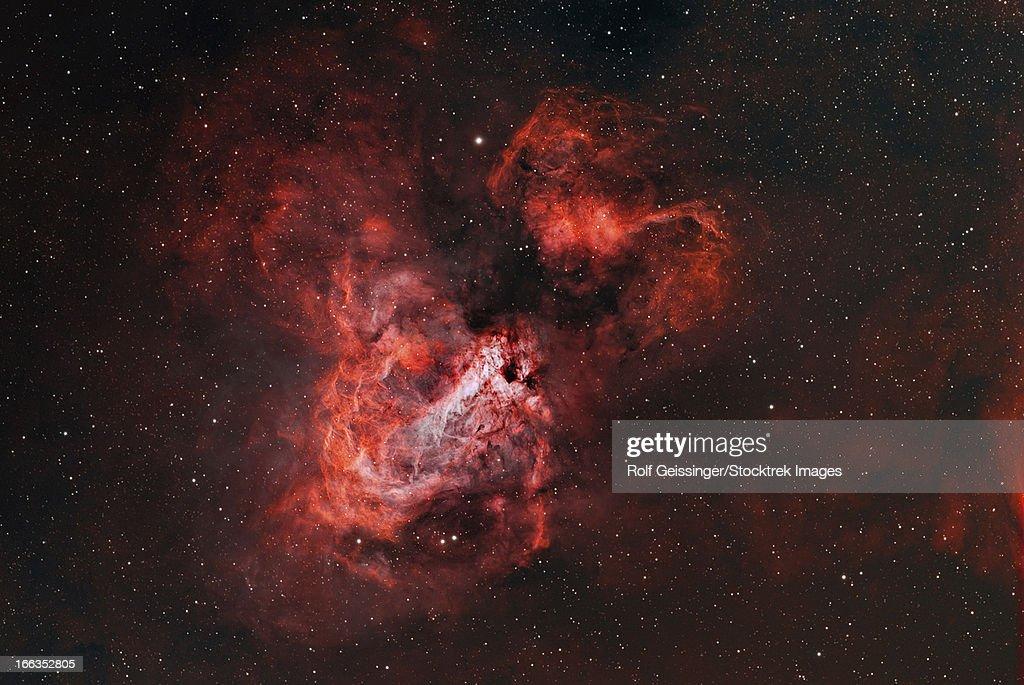 Deep Sky Objects M Swan Omega Nebula