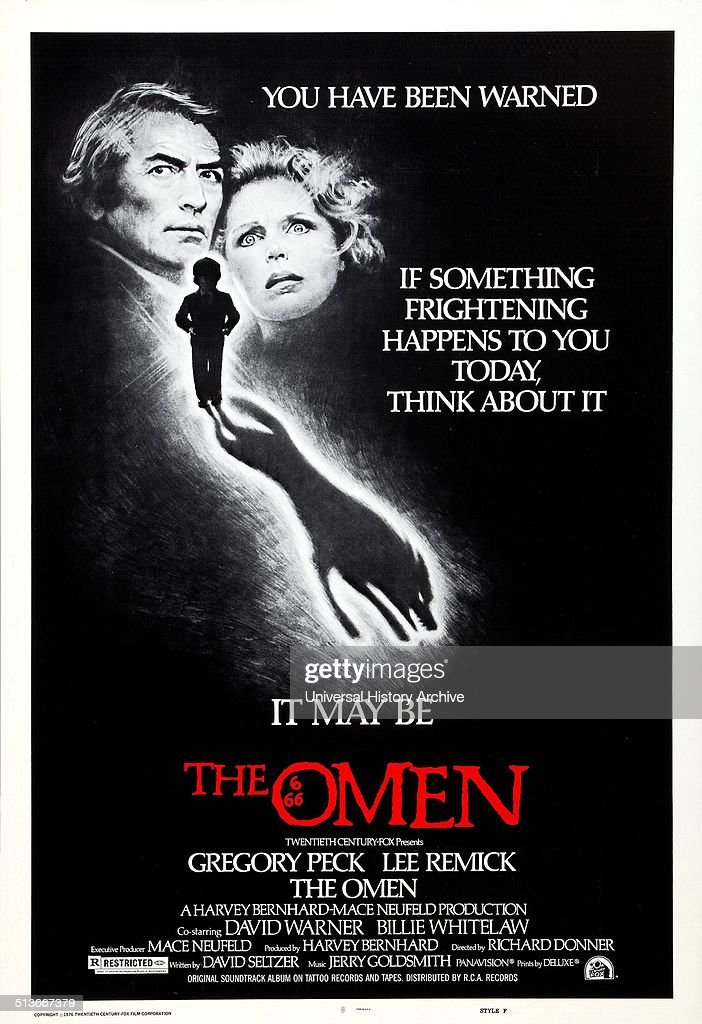 omen a horror film A description of tropes appearing in omen (1976) the omen is a 1976 suspense /horror film directed by richard donner the film stars gregory peck, lee remick.