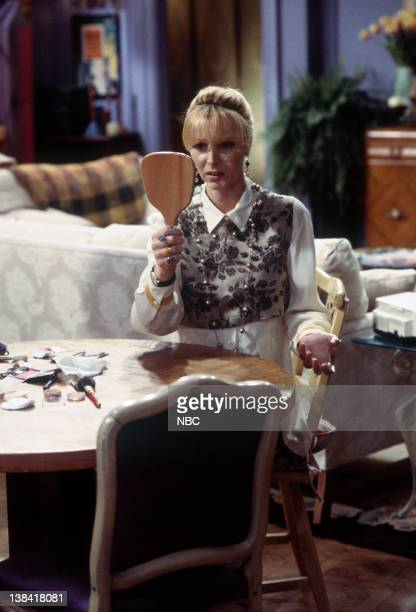 FRIENDS 'The One with the Chicken Pox' Episode 23 Pictured Lisa Kudrow as Phoebe Buffay