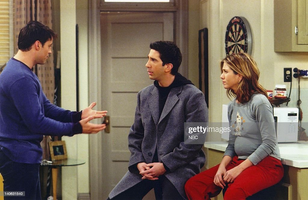 FRIENDS The One With The Secret Closetu0027 Episode 14 Aired 1/31/2002
