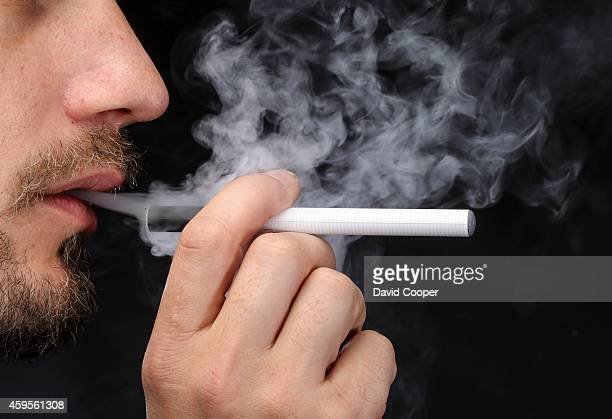 The Ontario government announces new prohibitions on smoking ECigarettes any place real cigarettes are banned