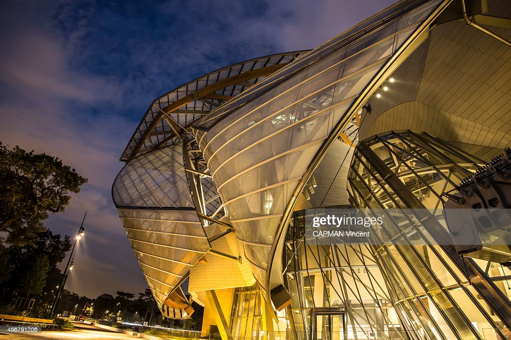 Opening of the Foundation Louis Vuitton  Getty Images