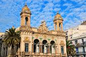 Opera House in Algeria