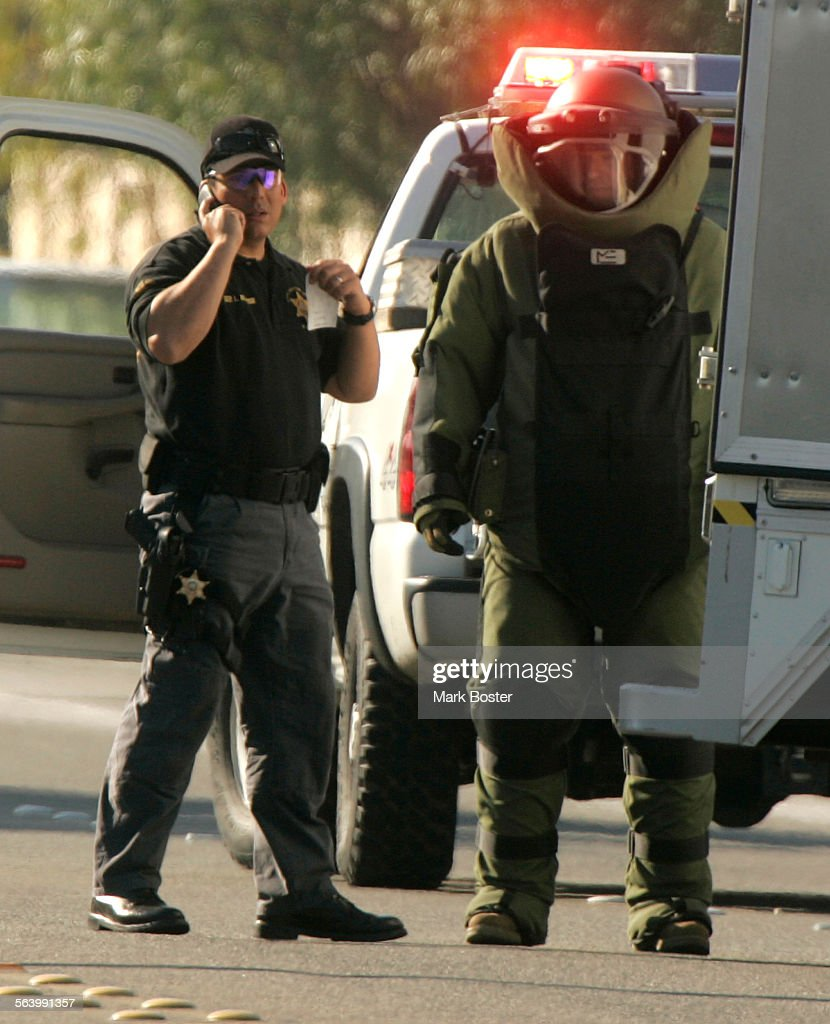 Huntington BeachThe Orange County Sheriff Department Bomb Squad - Us counties coordinates