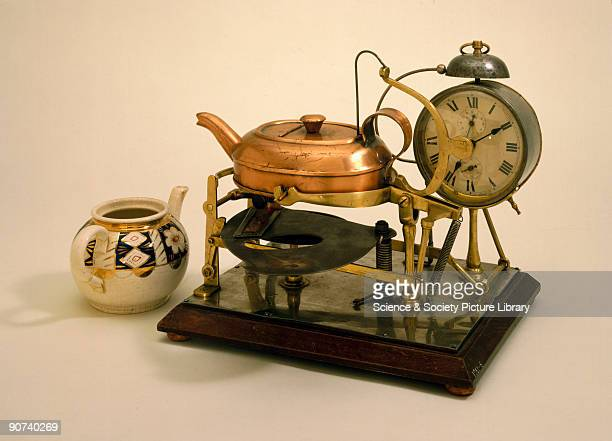 The original design of this machine was built by Albert E Richardson a clockmaker from AshtonunderLyne Lancashire The patentee of the machine and...