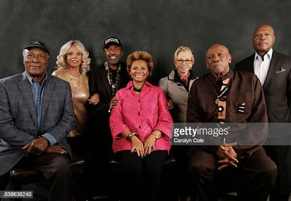 The original members of the TV show 'ROOTS' Ben Vereen Louis Gossett Jr John Amos Georg Stanford Brown Leslie Uggams Sandy Duncan and Lynne Moody are...