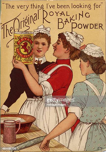'The Original' Royal Baking Powder Liverpool c1895