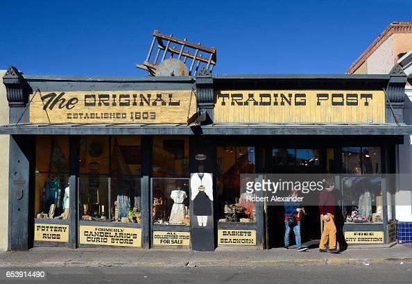 Trading post santa fe nm