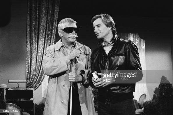 TEAM 'The OutofTowners' Episode 7 Pictured George Peppard as John 'Hannibal' Smith Dirk Benedict as Templeton 'Faceman' Peck Photo by NBCU Photo Bank