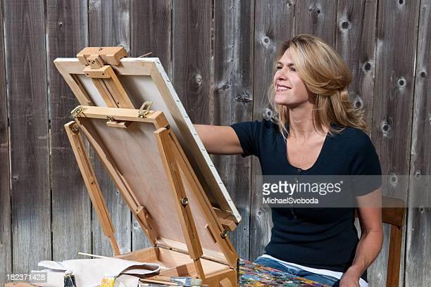 L'peintre