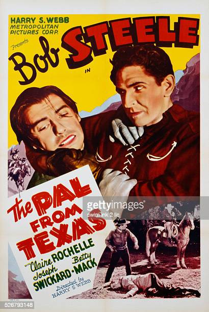 The Pal from Texas Movie Poster