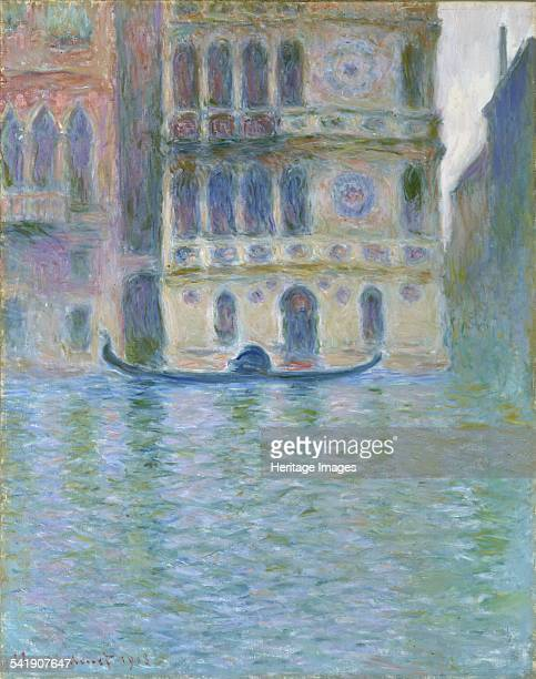 The Palazzo Dario' 1908 Artist Claude Monet