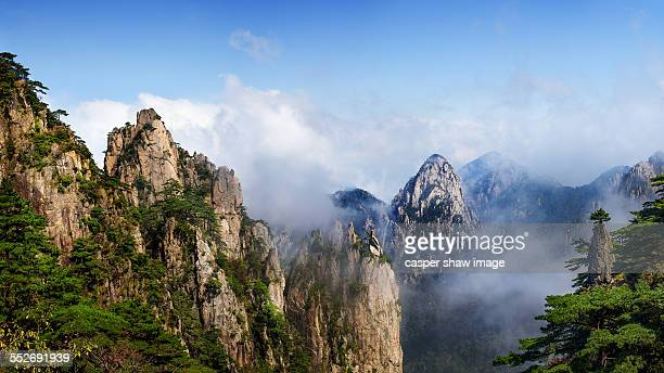 The Panorama of Huangshan