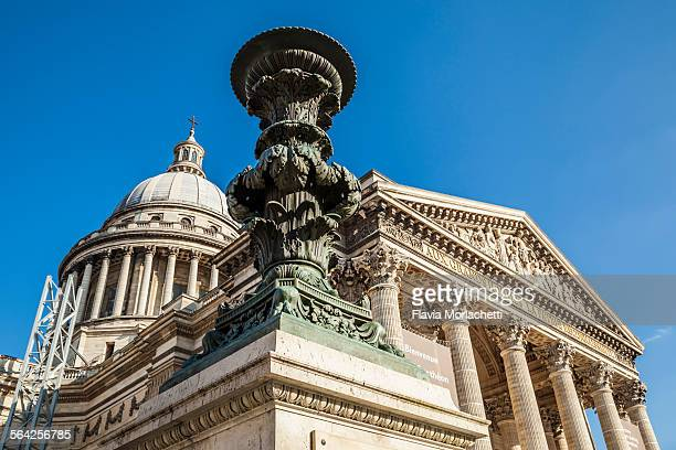 The Pantheon in Paris, France.