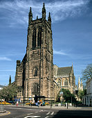 The Parish Church of All Saints Leamington Spa Warwickshire Formerly a small village the town of Leamington Spa developed rapidly after the discovery...