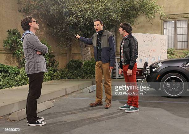'The Parking Spot Escalation' When the University reassigns Sheldon's parking spot to Wolowitz their fight affects the whole gang on THE BIG...