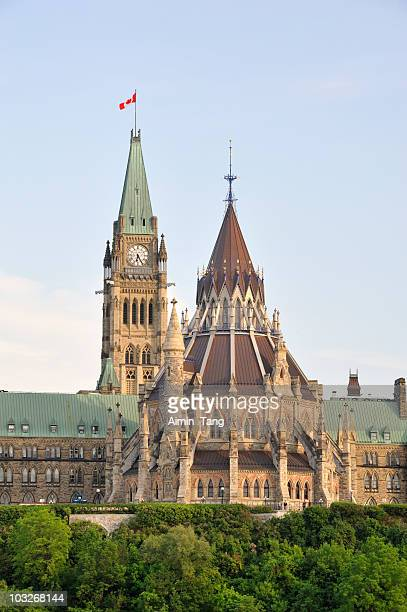 The Parliament Hill, Ottawa, Canada