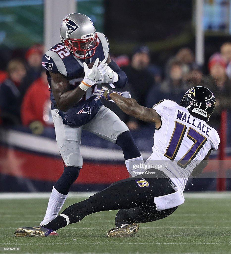 Baltimore Ravens Vs New England Patriots At Gillette Stadium