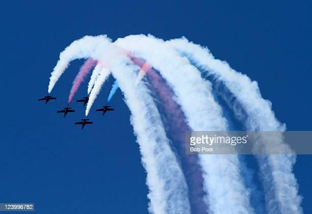 The Patriots Jet Team