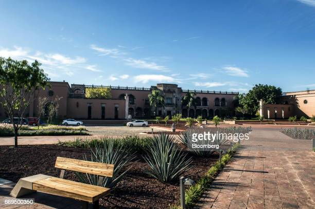 The Patron Spirits Co distillery stands in Atotonilco El Alto Jalisco Mexico on Tuesday April 4 2017 The Trump administration is looking to reexamine...