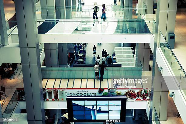 The Pavilion shopping Mall in Kuala Lumpur Malaysia