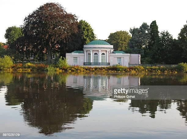 The Pavilion, Syon Park.