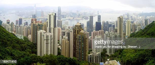 The Peak, Hong Kong Island