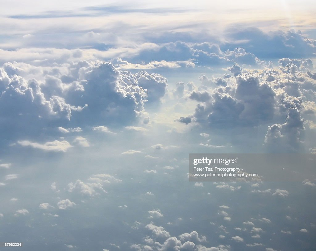 The Pearly Gates : Stock Photo