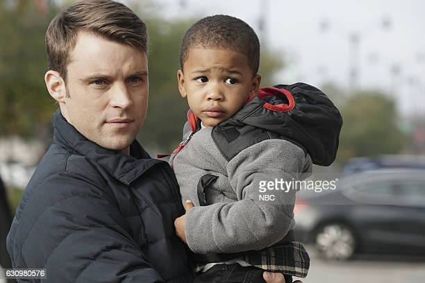 FIRE 'The People We Meet' Episode 510 Pictured Jesse Spencer as Matthew Casey Aiden/Austin Cohen as Louie