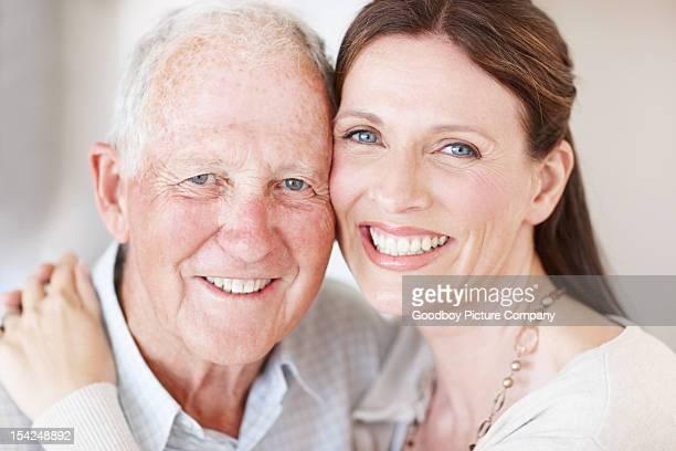 Il perfetto Padre e figlia rapporto
