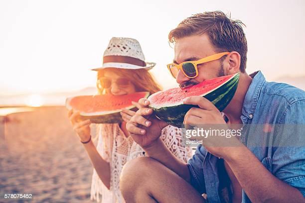 La journée d'été
