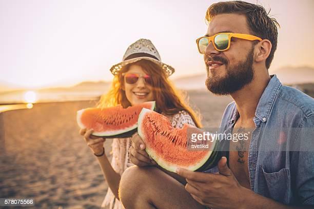 Der perfekte Sommer Obst