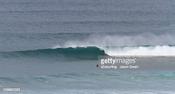 The perfect wave! : Stock Photo